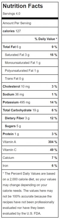 Squash Nutrition COMPRESS